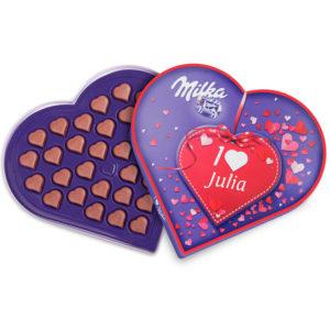 gepersonaliseerde milka chocoladebox